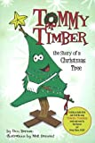 Tommy Timber: The Story of a Christmas Tree (Book with CD)