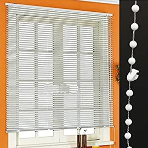 10m roller curtain bead rope string blind repair slats chain kitchen home. Black Bedroom Furniture Sets. Home Design Ideas
