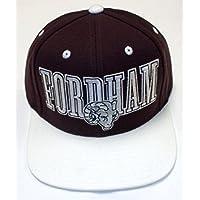 NCAA Fordham University Flat Bill Snapback Adidas Hat -NG08Z