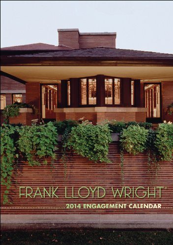 Frank Llyod Wright 2014 Engagement Calendar