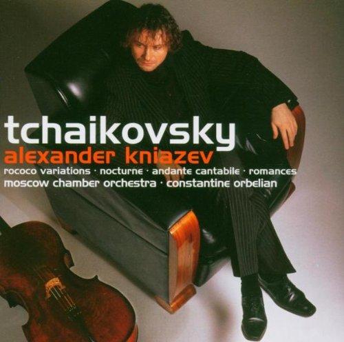 Tchaikovsky: Rococo Variations; Nocturne; Andante Cantabile; Romances