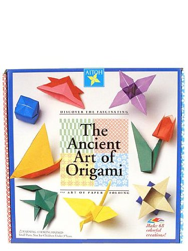 Aitoh The Ancient Art of Origami Kit origami kit