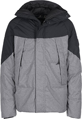 Element Black Sky Puffa Piumino charcoa