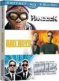 echange, troc Coffret Blockbuster - Hancock + Bad Boys + Men in Black [Blu-ray]
