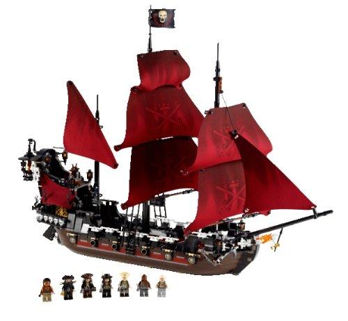 レゴ パイレーツオブカリビアン アン王女の復讐号 4195