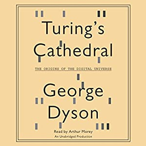 Turing's Cathedral Audiobook