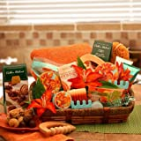 Essential Healing Spa Luxuries Gift Basket