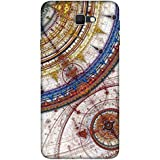 For Samsung Galaxy J5 (2017) Beautiful Pattern ( Beautiful Pattern, Rangoli, Pattern, Nice Pattern ) Printed Designer Back Case Cover By FashionCops