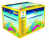 Panini 800606 - Fifa World Cup Brasil 2014, Sammelsticker im Display, 100 Tüten a 5 Sticker