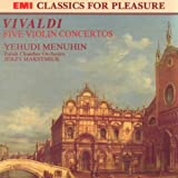 Five Violin Concertos