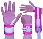 EVO Ladies Pink Elasticated Gym Strap...