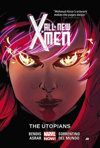 All New X-Men 7 Utopians