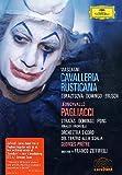 Leoncavallo - I Pagliacci / Mascagni - Cavalleria Rusticana / Domingo, Stratas, Pons, Bruson, Obraztsova, Pretre