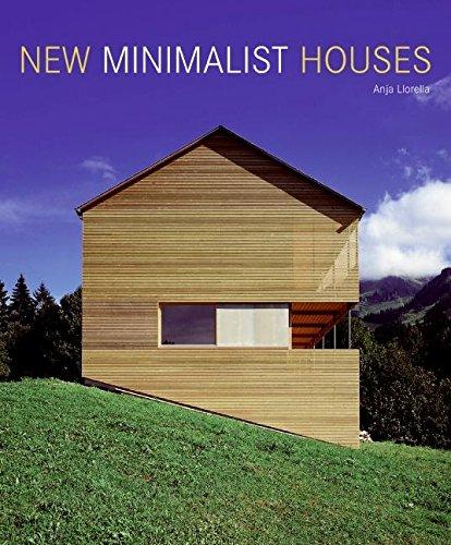 New Minimalist Houses, Llorella, Anja
