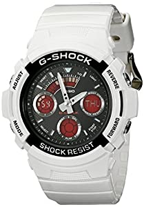 Casio Men's AW591SC-7A G-Shock Black Watch