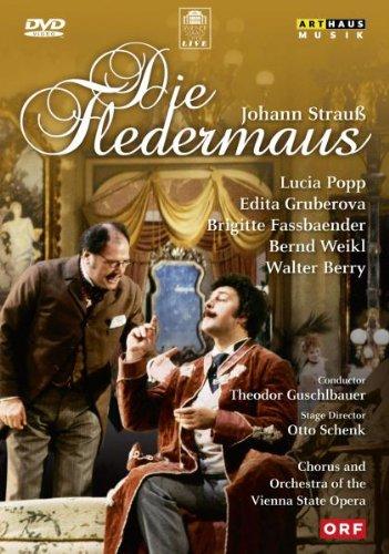 Die Fledermaus - Strauss - DVD