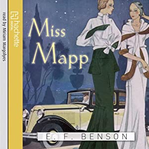 Miss Mapp Audiobook