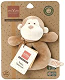 Miyim Rattle Organic Cotton Soft Toy (Monkey) by miYim