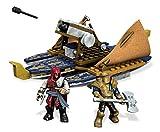 Mega Bloks Assassin's Creed War Boat Building Set