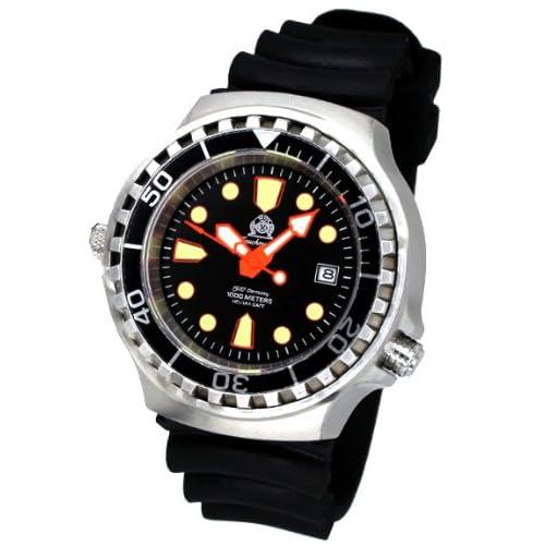 [トーチマイスター1937]Tauchmeister1937 腕時計2013 ドイツ製1000m防水自動巻ダイバー ヘリウムリリースバルブ登載T0264(並行輸入品)