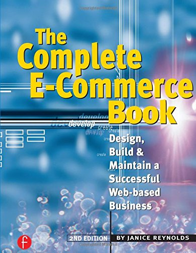 The Complete E-Commerce Book ISBN-13 9781578203123