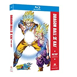 Dragon Ball Z Kai: Part Eight [Blu-ray]