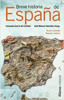 Breve historia de Espana / Brief History of Spain (1320) (Spanish