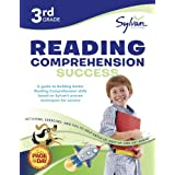 Third Grade Reading Comprehension Success (Sylvan Workbooks) (Language Arts Workbooks) ~ Sylvan Learning