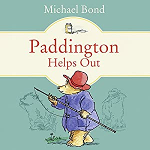 Paddington Helps Out Audiobook