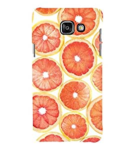Oranges 3D Hard Polycarbonate Designer Back Case Cover for Samsung Galaxy A5 (2016) :: Samsung Galaxy A5 2016 Duos :: Samsung Galaxy A5 2016 A510F A510M A510FD A5100 A510Y :: Samsung Galaxy A5 A510 2016 Edition