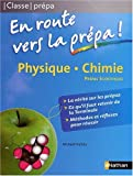 Physique-Chimie MPSI - PCSI - PTSI - En Route Vers la Prepa