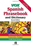 img - for Vox Spanish Phrasebook and Dictionary, 2nd Edition (Vox Dictionaries) book / textbook / text book