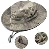 Bluecell Tactical Head Wear/Boonie Hat Cap For Wargame,Sports,Fishing &Outdoor Activties