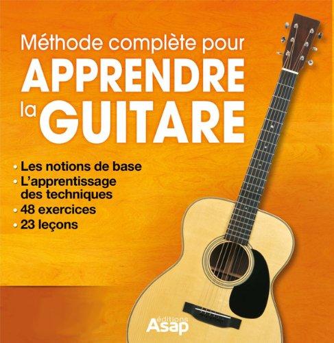 Apprendre la guitare : la méthode complète (French Edition) Reviews