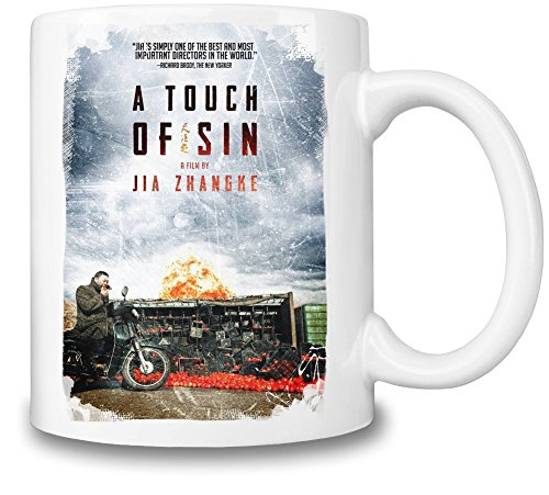 A Touch Of Sin Poster Tazza Coffee Mug Ceramic Coffee Tea Beverage Kitchen Mugs By Slick Stuff