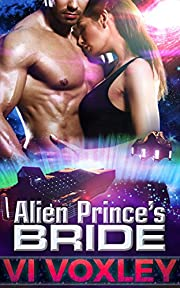 Alien Prince's Bride: Scifi Alien Romantic Triangle Romance Novel