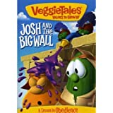 DVD-Veggie Tales: Josh & The Big Wall