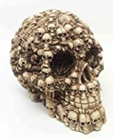 Ghost Whisper Lost Souls Skull Skeleton Figurine Statue Sculpture Halloween from Atl