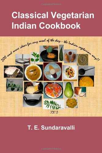 Classical Vegetarian Indian Cookbook