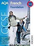 img - for AQA French GCSE Foundation Student Book book / textbook / text book