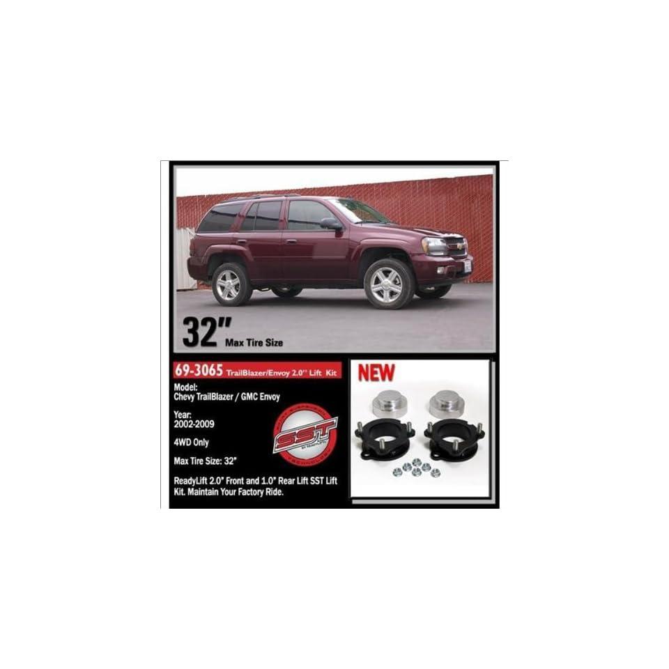 Ready Lift Readylift Sst Lift Kits 02 09 Chevrolet