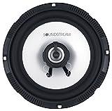 "Soundstream SF-652T 6-1/2"" Arachnid Series 2-way Car Speakers"