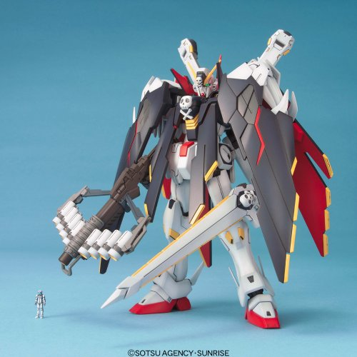 Bandai - MG Crossbone Full Cloth Set Costruzioni, 1/100