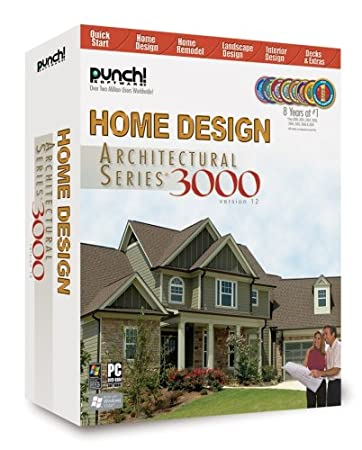 Punch! Home Design Architectural Series 3000 v12