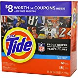 Tide Ultra Clean Breeze Scent Powder Laundry Detergent 68 Loads 95 Oz