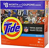Tide Ultra Clean Breeze Scent Powder Laundry Detergent 68 Loads 95 Oz