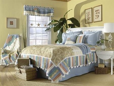 Shopzilla - Beach theme quilt Quilts - Shopzilla   Great Deals