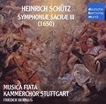 Sch�tz: Symphoniae Sacrae
