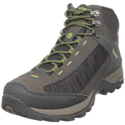 Teva Men's Raith Mid eVent Waterproof Hiking Boot,Black Olive,11 M US