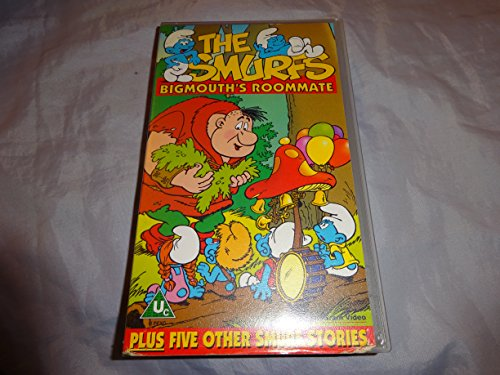the-smurfs-big-mouths-room-mate-vhs